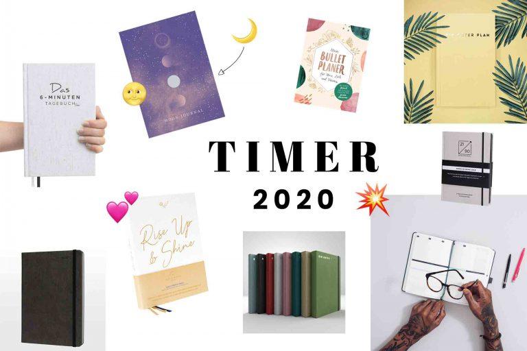 Die besten Timer & Journals für 2020