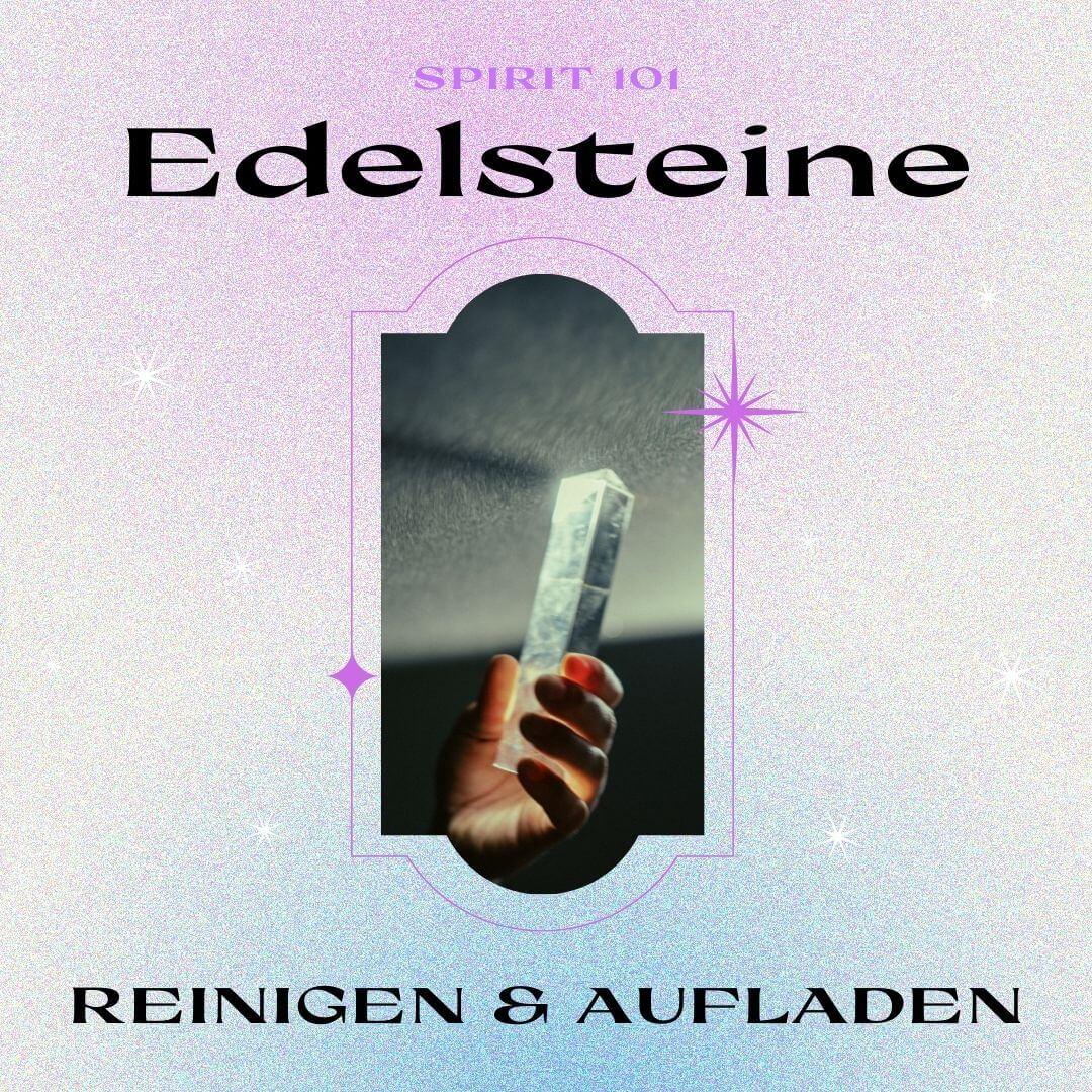 You are currently viewing Edelsteine reinigen und aufladen