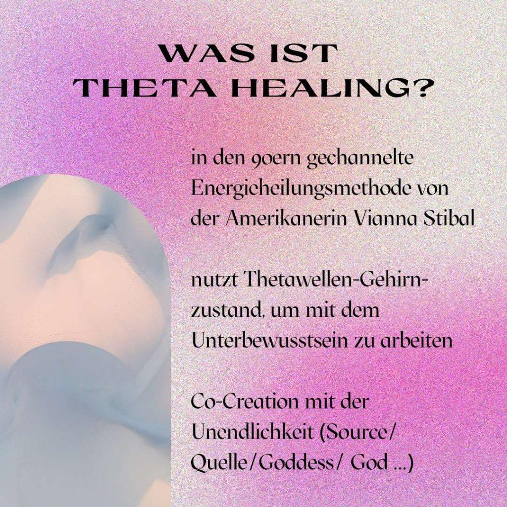 Was ist Theta Healing? Eine gechannelte Energieheilungsmethode, die den Thetawellen-Gehirnzustand nutzt, um mit dem Unterbewusstsein zu arbeiten
