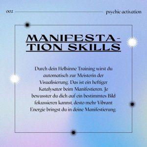 Manifestation manifestieren hellsinne-trainieren-business