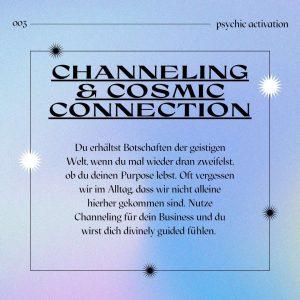 Channeling & Cosmic Connection hellsinne-trainieren-business